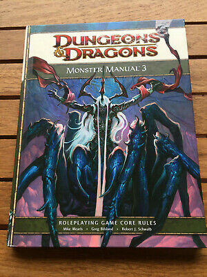 Dungeons & Dragons 4th Edition - Monster Manual 3