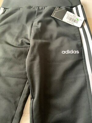 Adidas Girls Joggers Aged 7 To 8