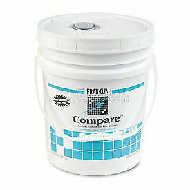 Franklin Compare Floor Cleaner, 5 Gallon Pail - F216026 FKLF216026  - 1 Each