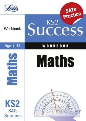 Letts Key Stage 2 Success: Maths: Revision Workbook (Paperback) Amazing Value