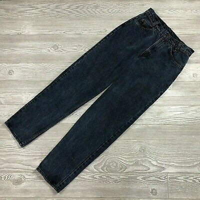 VTG Levi's Student Fit Denim Jeans Men's Size 29W x 32L Made in the USA X63
