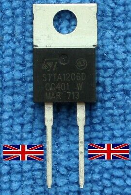 STTH30R03CG STTH30R03 TO-263 Diode Pack from STMicroelectronics