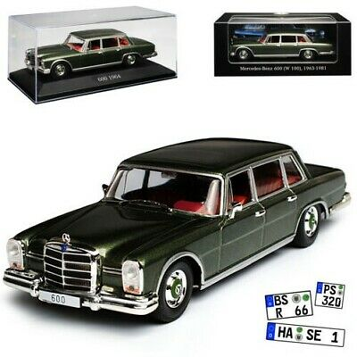 New Mercedes Benz w100 600 Limo SWB or LWB M100 Decal Set