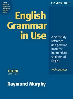 English grammar in use: a self-study reference and practice book for Great Value
