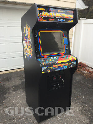 NEW Williams Multi Arcade Joust Robotron Mario Defender Multi Machine Guscade