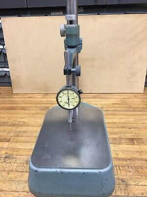 Starrett Dial Indicator With Inspection Stand