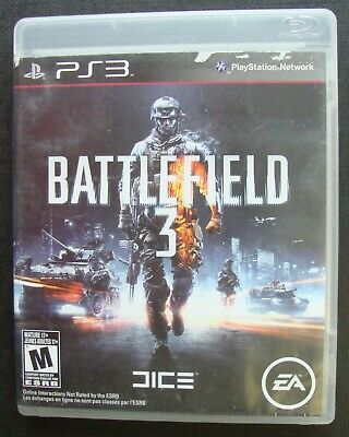 Battlefield 3 Ps3 Sony Playstation 3 Game