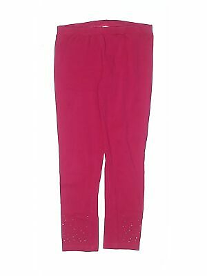 The Children's Place Girls Pink Leggings L Youth