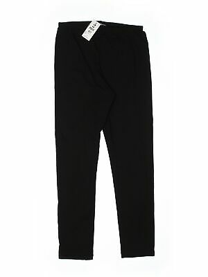 NWT Amy Byer Girls Black Leggings 14