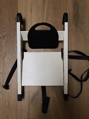 Minui HandySitt Portable Wooden Highchair