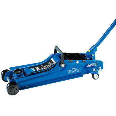 Draper Low Entry Trolley Jack (2 Tonne) 02082