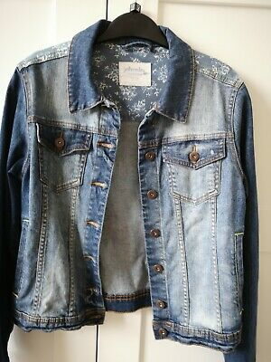Mini Boden Johnnie B Girls Denim Jacket,Age 15-16 VGC