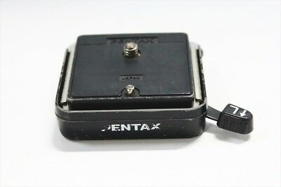 Quick Shoe Plate for 645 PENTAX Used Good Condition Made in Japan