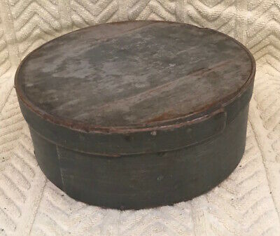 Early Original Panty Wooden Pantry Storage Box Ex-Berdan Collection Maine AAFA