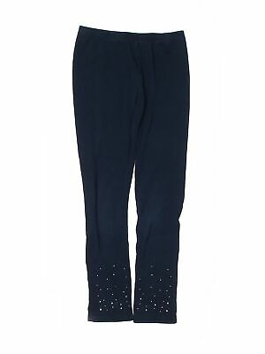 The Children's Place Girls Blue Leggings L Youth