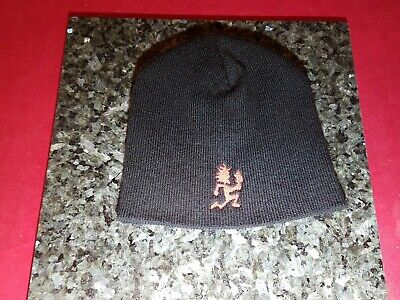 "Insane Clown Posse Hatchetman 8"" Beenie  2002 Brand New! Hatchet Gear Oldschool!"