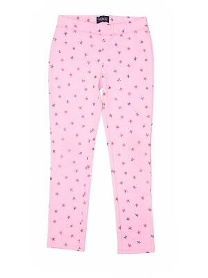 The Children's Place Girls Pink Leggings M Youth