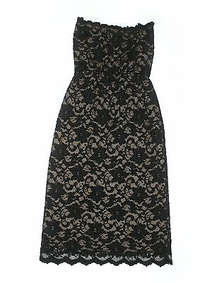 Michelle Nicole Girls Black Special Occasion Dress M Youth