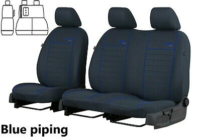 Toyota Proace Van 2017 2018 2019 2020 Fabric Tailored Front Seat Covers