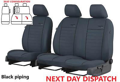 Vauxhal Vivaro 3100 Sportive 2019 2020 Fabric Tailored Front Seat Covers