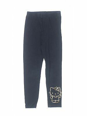 Hello Kitty Girls Black Leggings 5