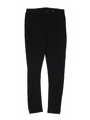 The Children's Place Girls Black Leggings 14