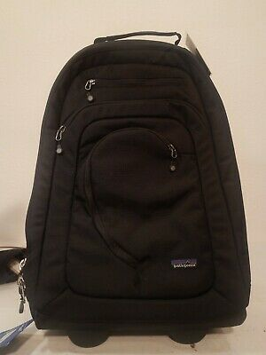 Patagonia MLC Wheelie Convertible Wheeled Backpack Carry On Luggage Suitcase