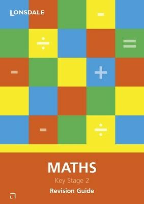 Lonsdale Key Stage 2 Essentials: Maths: Revision Guide (Paperback / softback)