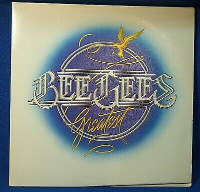 The Bee Gees Greatest Hits - Vinyl Record