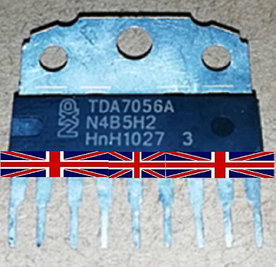 TDA7056A TDA7056 ZIP-9 Audio Amplifier from NXP
