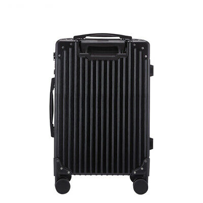 Multi-size Trolley Carry On Travel Luggage Set Bag Spinner Suitcase Black