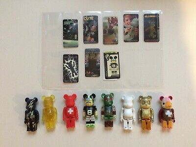 Medicom BE@RBRICK One Piece Vol.2 100/% Bearbrick Keychain 1 case ensemble complet