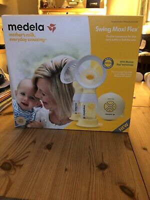 Medela swing maxi Flex model double electric breast pump