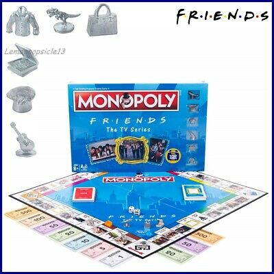 Friends Monopoly The TV Series Board Game New
