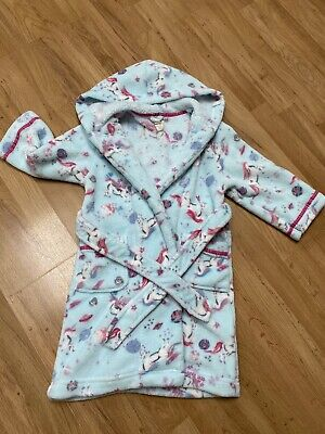 Girls Monsoon Dressing Gown Aged 5-6 Years