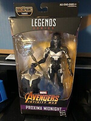 Marvel Legends Avengers Infinity War Proxima Midnight Action Figure - Box Damage