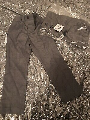 Boys Next signature grey trousers age 5-6 years. RRP £15 Bnwt