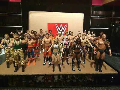 WWE MATTEL WRESTLING ACTION FIGURES CHOOSE FR LIST of 82 # DISCOUNT AVAIL* JAKKS