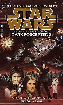 NEW - Dark Force Rising (Star Wars: The Thrawn Trilogy, Vol. 2)