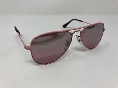 RAY-BAN JUNIOR RJ 9506S 211/7E PINK AUTHENTIC SUNGLASSES 50mm GIRLS KIDS MM69