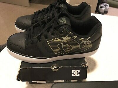 DC Mens Shoes 13 Pure XE Brand New Never Worn Black / Camo Skate