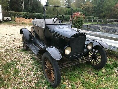 Ford Model T Restoration Projects Barn Find Man Cave Vintage Veteran Choice 2