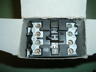 Moeller.... Dilr40 G.......................... Contactor 24 Vdc.....new Packaged