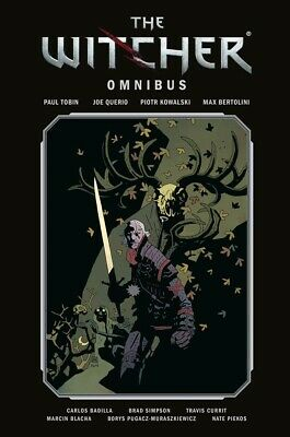The Witcher Library Edition Panini Comics