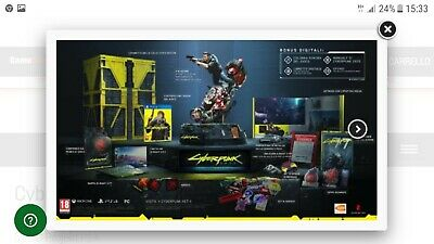 Cyberpunk 2077 Collector's Edition - PS4 ITA - PRE ORDINE