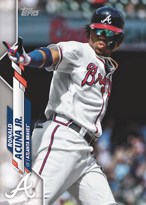 2020 Topps Series 1 - CHOOSE YOUR SINGLE CARD - Cards 1-200 - BUY 1 GET 1 FREE