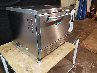 Turbochef Tornado Ngc Rapid Cook Oven...... Video Demo..... Reconditioned