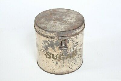 antique schaffer tin toleware | primitive litho primitive antique folk brooklyn