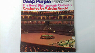 Deep Purple Concerto For Group And Orchestra With Royal Philharmonic Vinyl Album