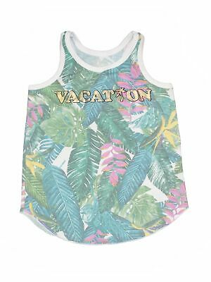 Chaser Girls Green Active Tank 12